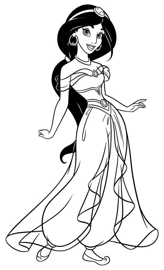 Jasmine PNG Black And White - 49734