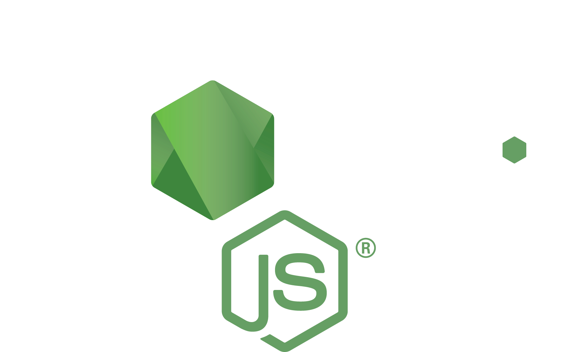 . PlusPng.com Node.js reversed AI - Javascript Logo Vector PNG