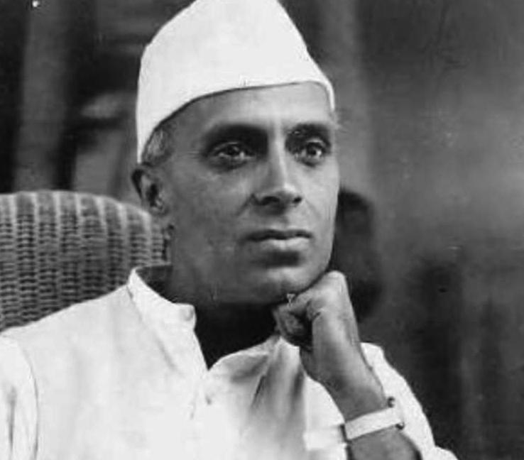 Jawaharlal Nehru. Credit: Wikimedia Commons. - Jawaharlal Nehru PNG