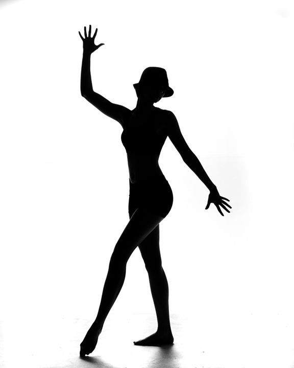 Jazz Dancer PNG Silhouette - 48169