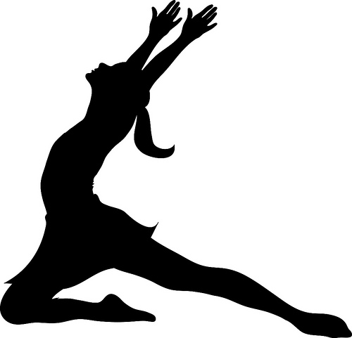 Jazz Dancer PNG Silhouette - 48180