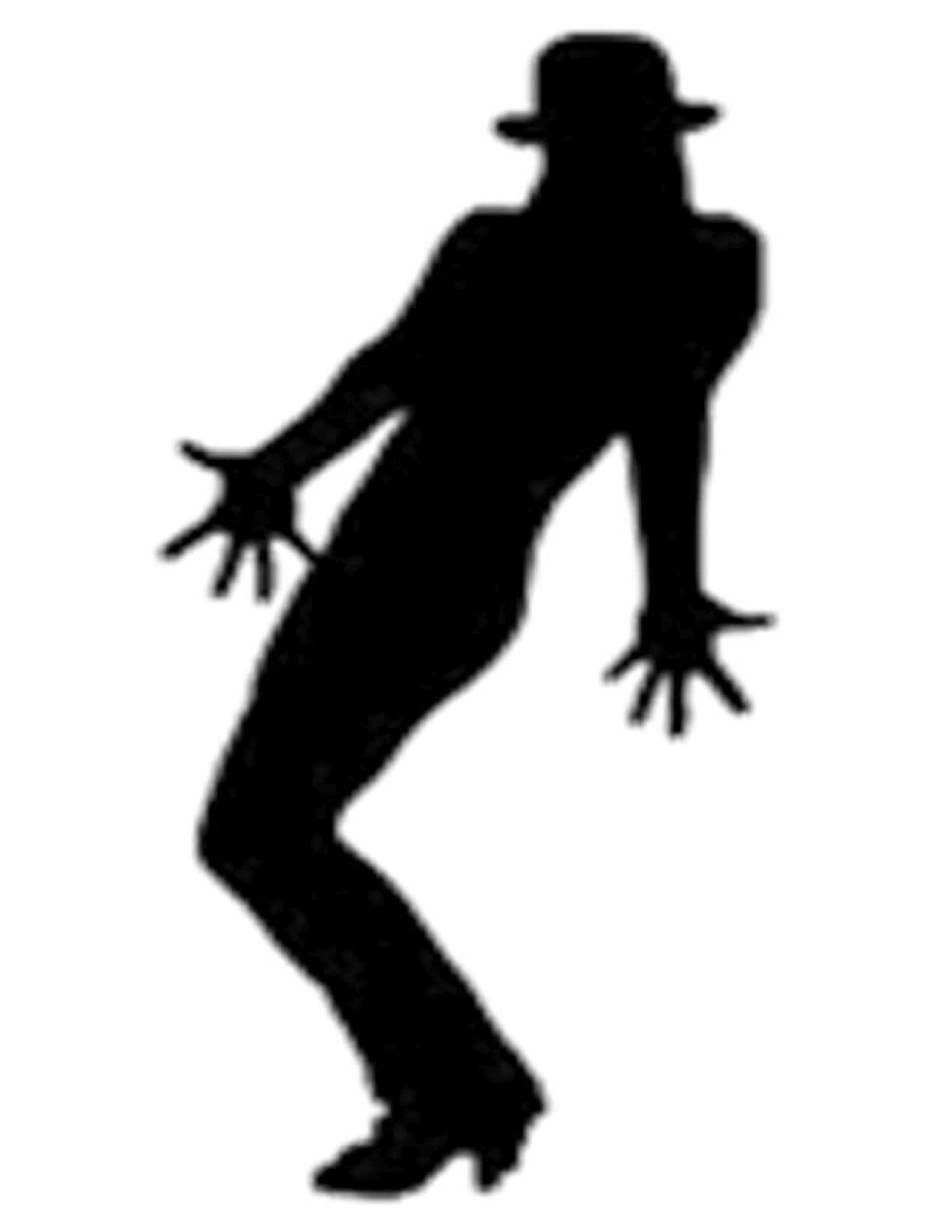 Jazz Dancer PNG Silhouette - 48176