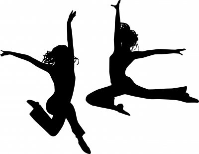 Jazz Dancer PNG Silhouette - 48174