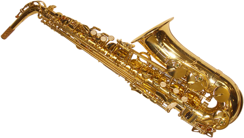 GibbsBanner sax - Jazz Instruments PNG
