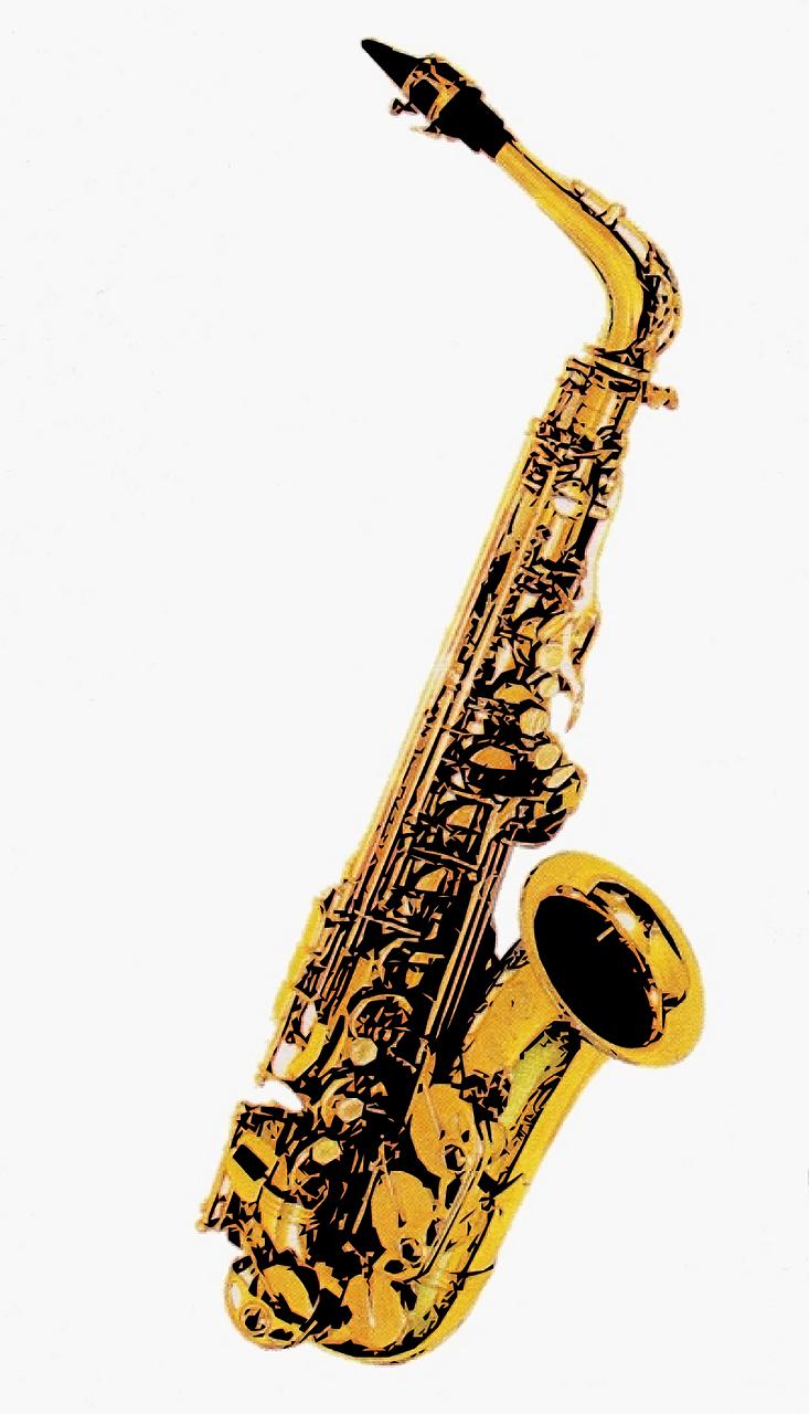 Saxophone 147772 1280 - Jazz Instruments PNG