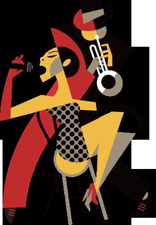 Jazz Music PNG - 49016