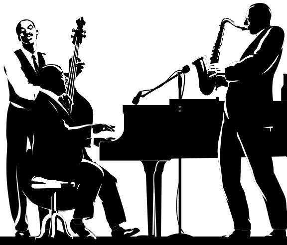Jazz Music PNG - 49013