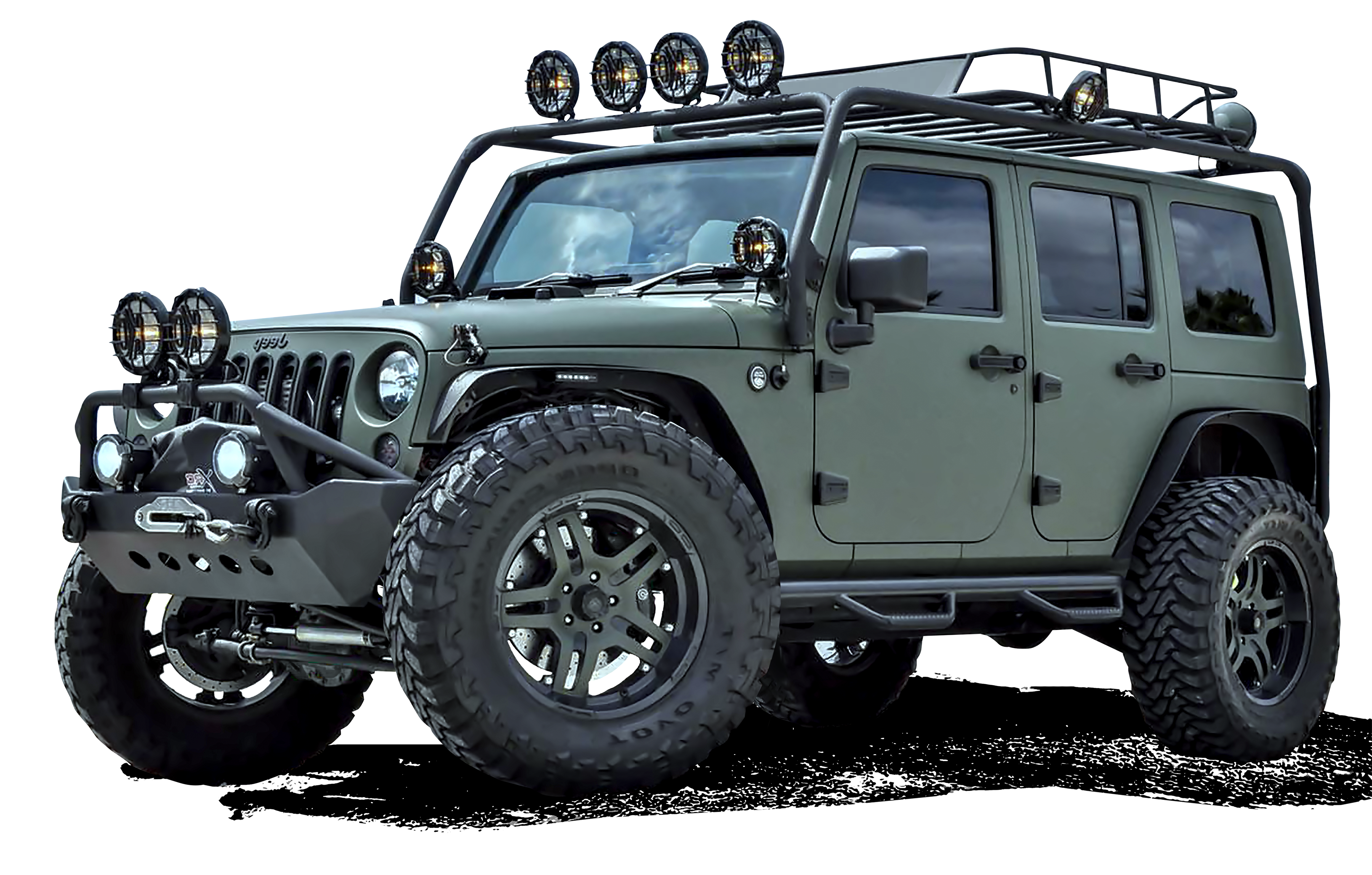Military Jeep png stock by srinivascreations Military Jeep png stock by  srinivascreations - Jeep HD PNG