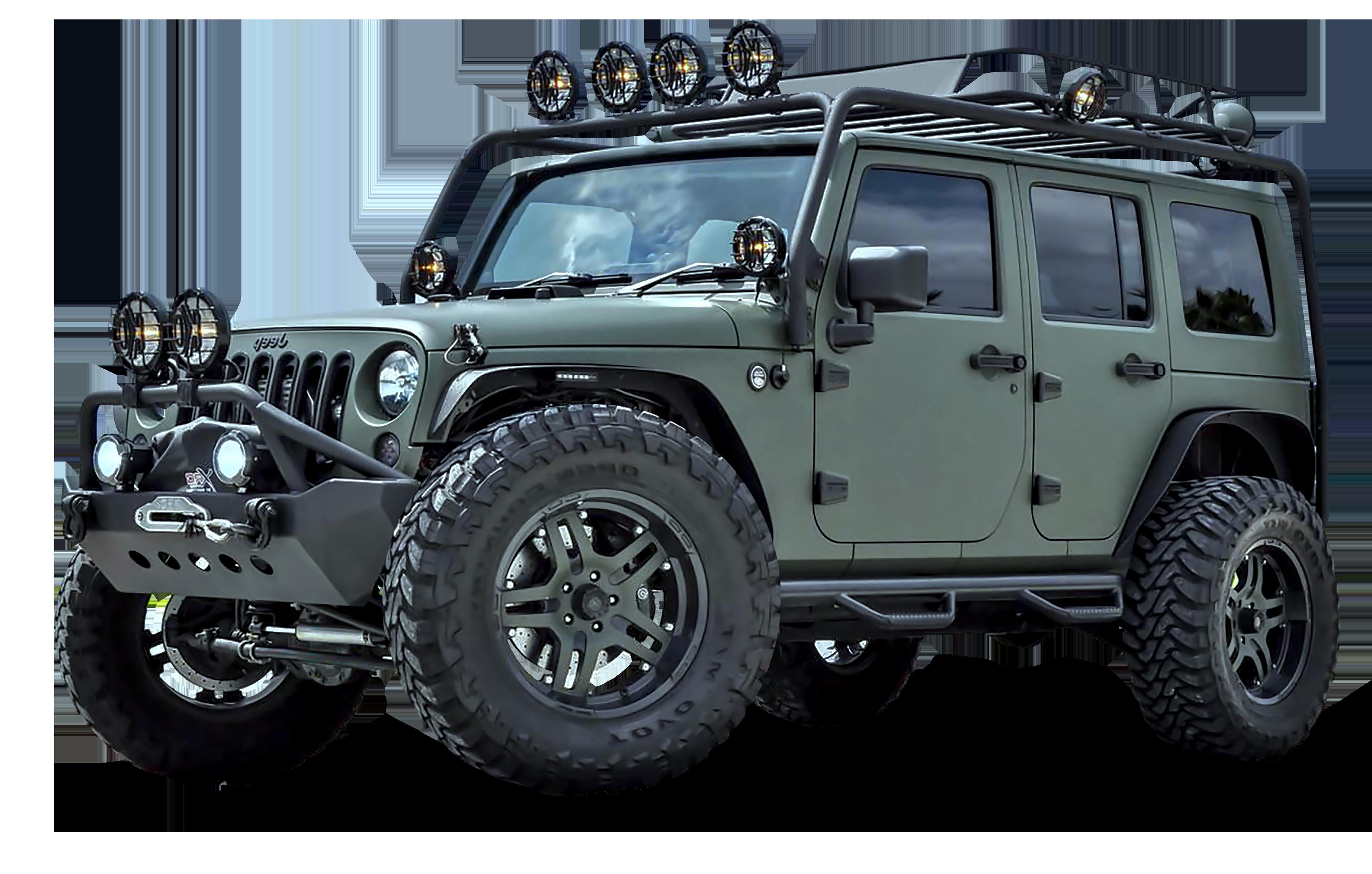 Jeep HD PNG - 116867