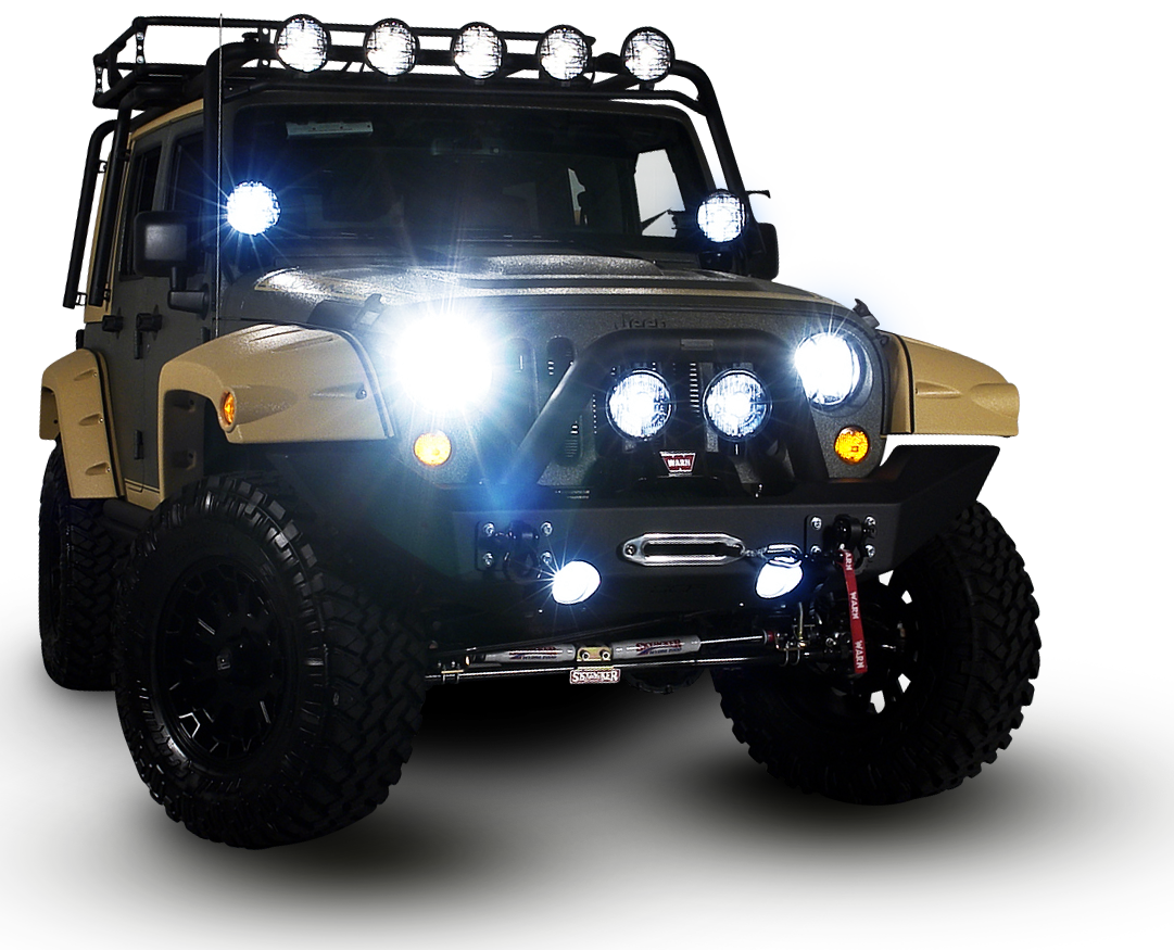 The jeep adventure - Jeep HD PNG