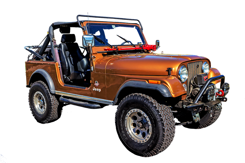 Transport, Jeep, Vehicle, All Terrain - Jeep HD PNG