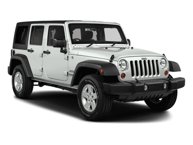 New Jeep Wrangler Unlimited S
