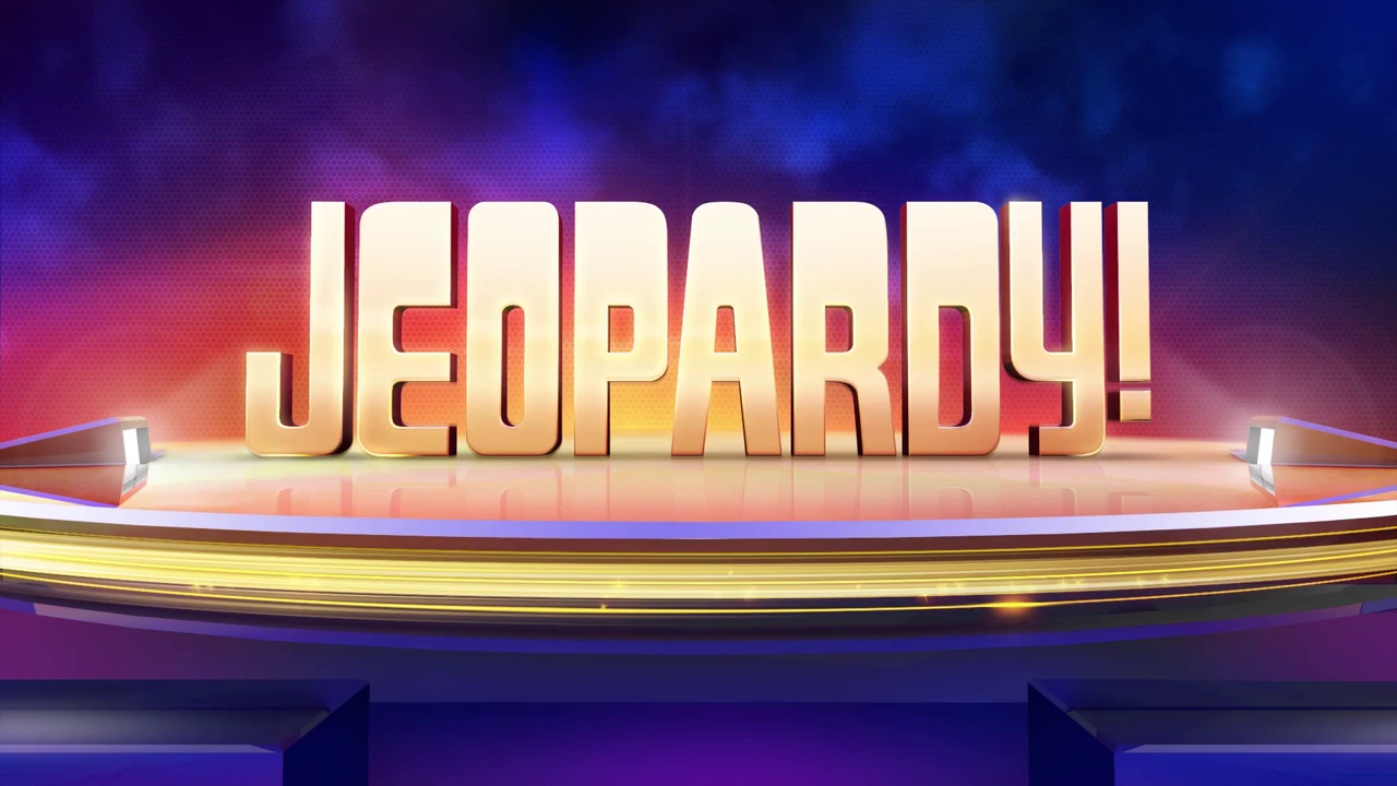 Jeopardy PNG - 69603