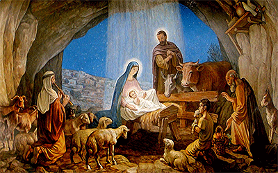 birth of Jesus - Jesus Birth PNG