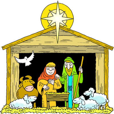 Birth of Jesus Star Clip Art - Jesus Birth PNG