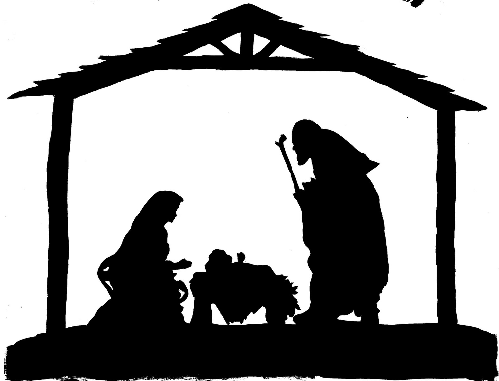 Keeping Christmas About Christ - Why We Donu0027t Do Santa - Jesus Birth PNG
