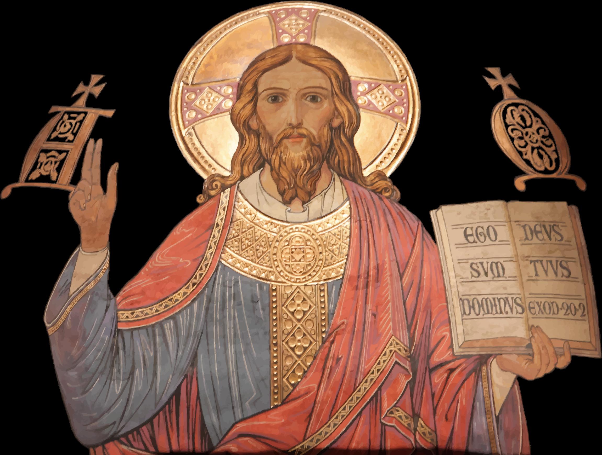 Jesus Christ PNG - 15679