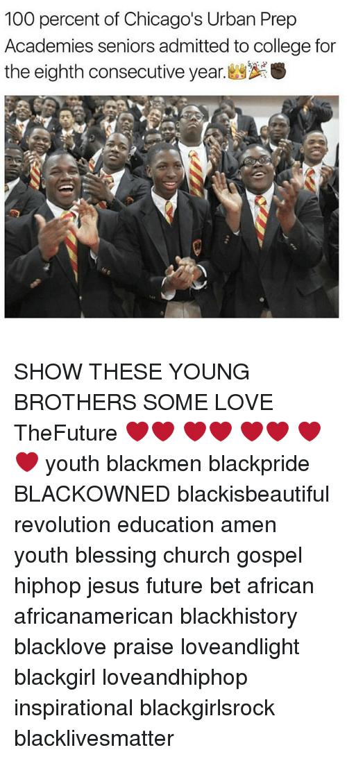 Anaconda, Blackhistory, And Black Lives Matter: 100 Percent Of Chicagou0027s  Urban Prep Academies - Jesus With Seniors PNG