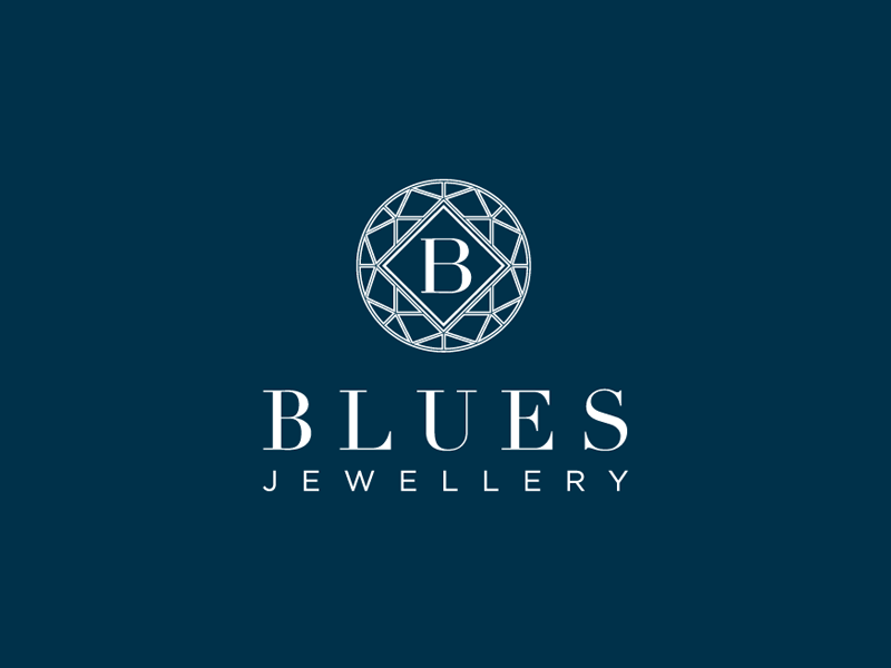Blues Jewellery Logo - Jewelry Company PNG