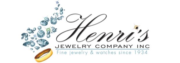 Henriu0027s Jewelry Logo - Jewelry Company PNG