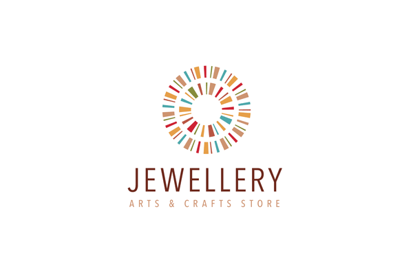 Jewellery Logo Design Template - Jewelry Company PNG