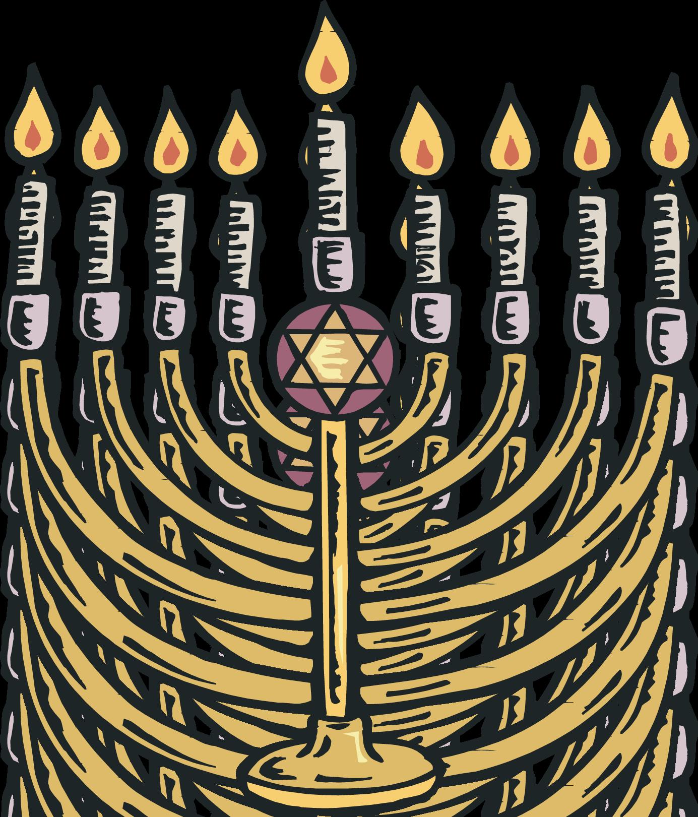 Jewish Holiday Symbols - Clipart library - Jewish Holiday HD PNG