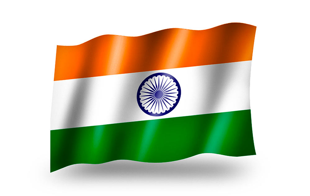 . PlusPng.com indian-flag-png-wallpaper-2017 - Jhanda PNG