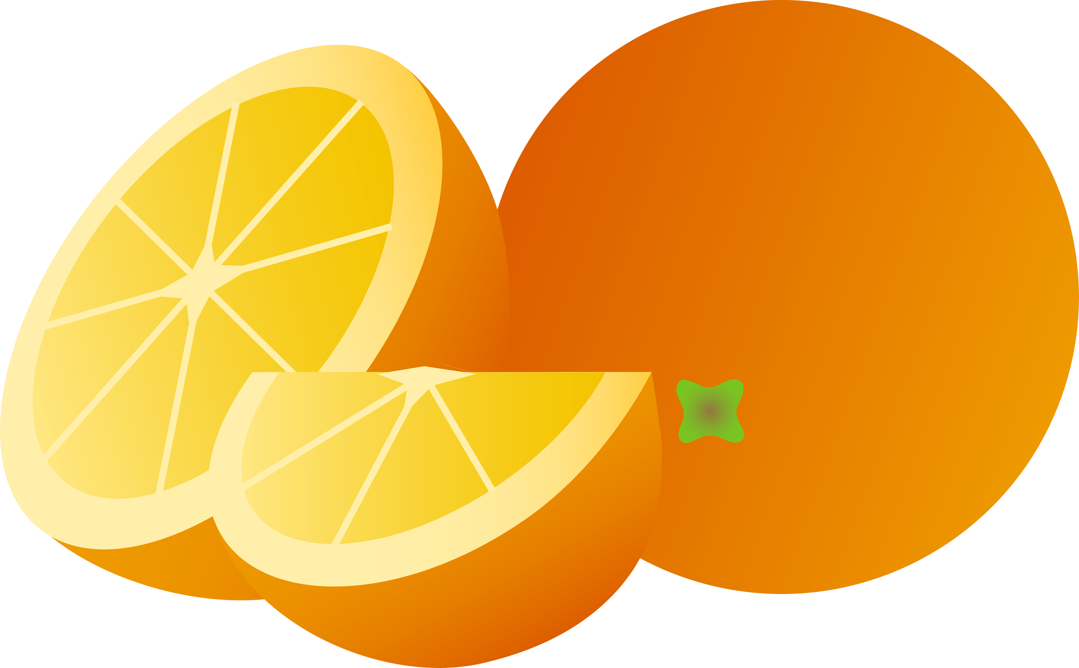 Orange PNG image, free downlo