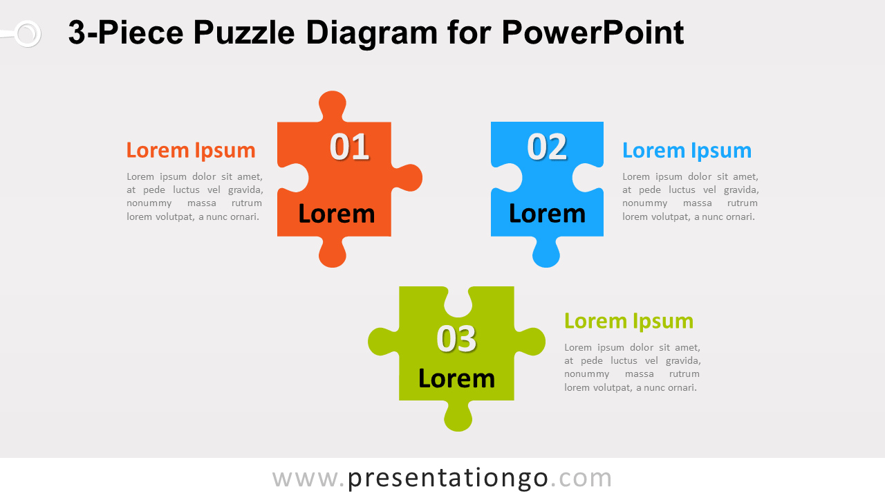 Jigsaw PNG For Powerpoint - 47085
