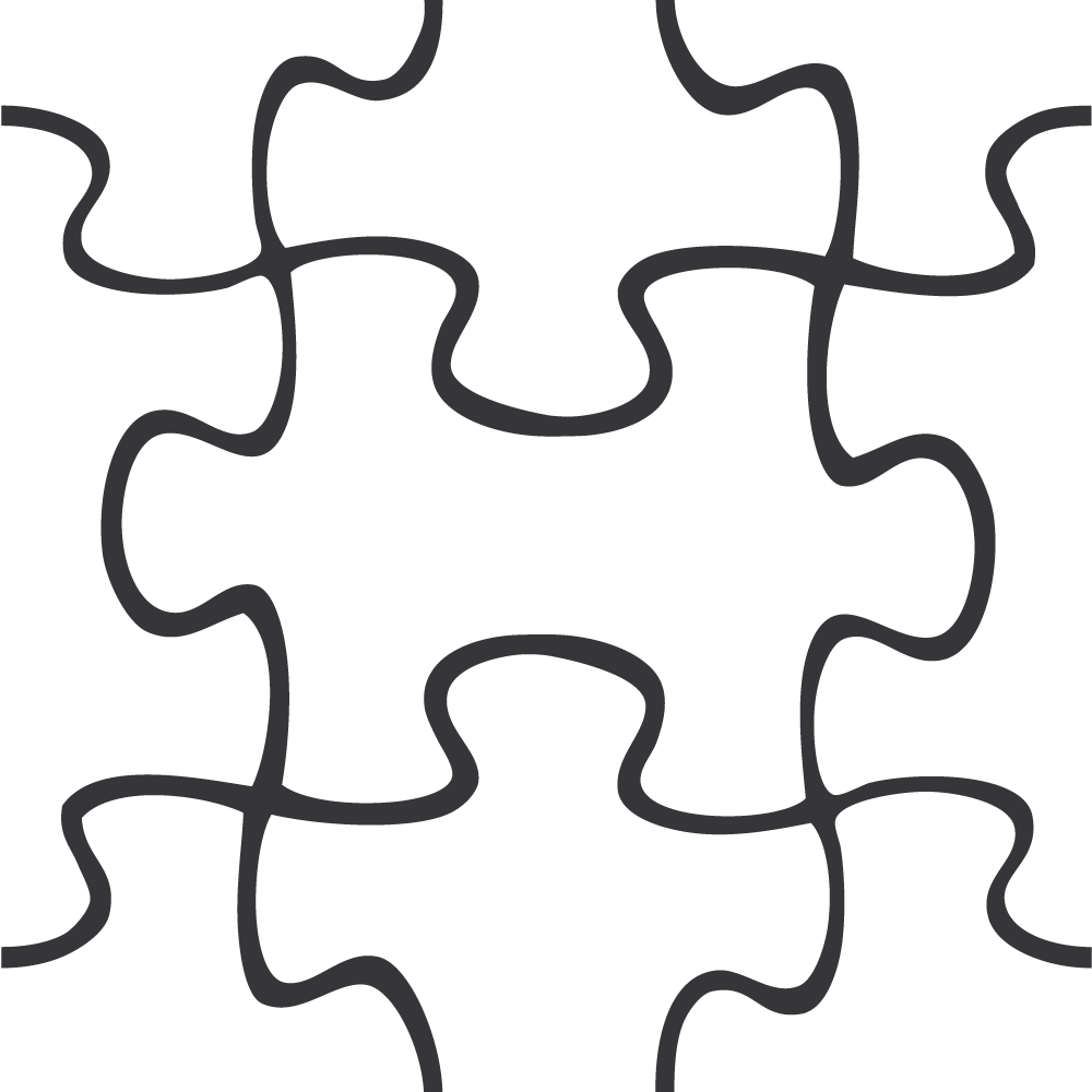 Jigsaw PNG For Powerpoint - 47089
