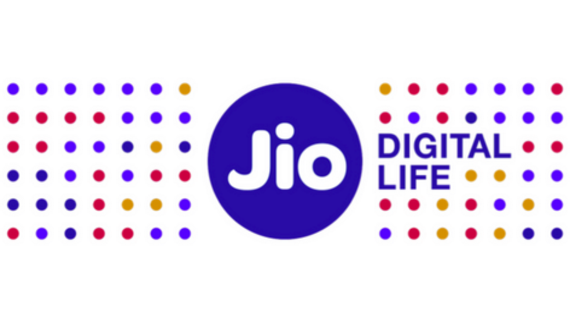 97 ] Jio Logo Wallpapers On Wallpapersafari - Jio Logo PNG