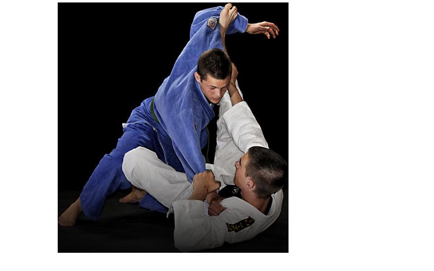Jiu Jitsu PNG HD - 128295