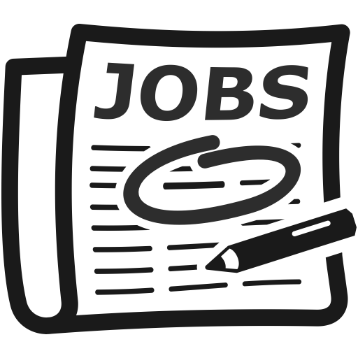 Job PNG Black And White-PlusPNG.com-512 - Job PNG Black And White