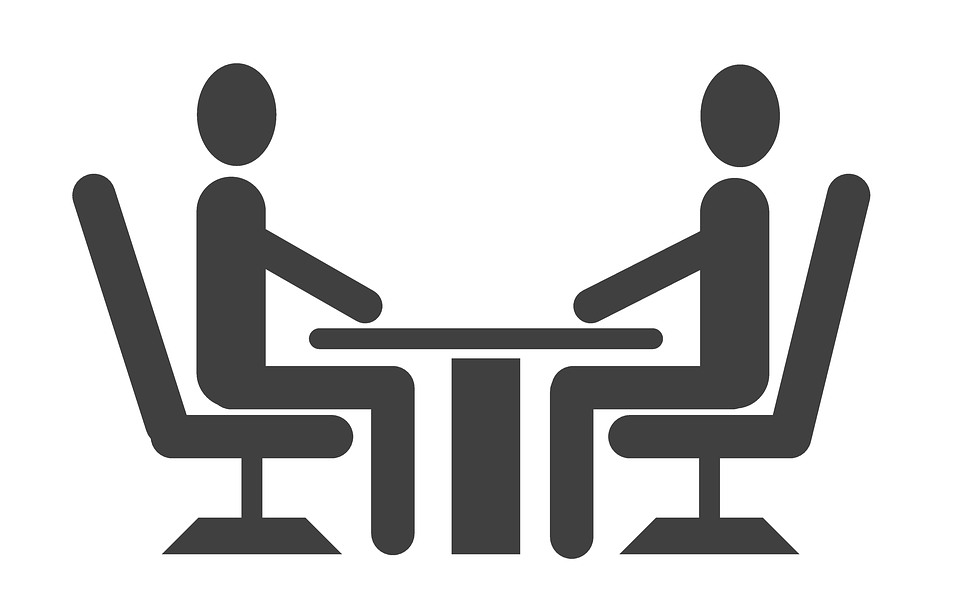 interview job icon job interview business work - Job PNG Black And White