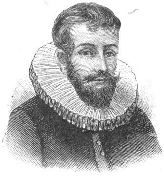 Henry Hudson - John Cabot PNG