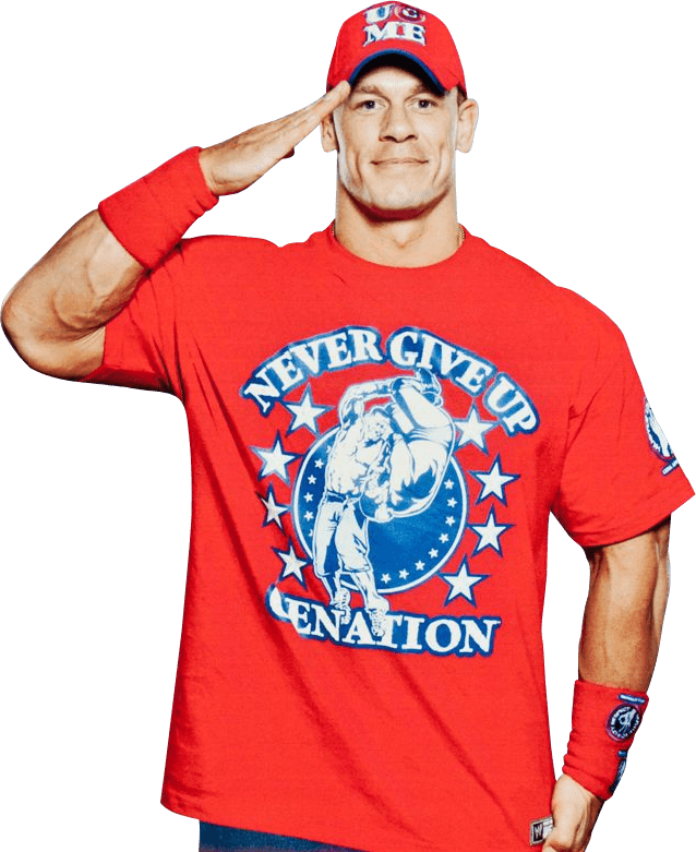 John Cena Never Give Up