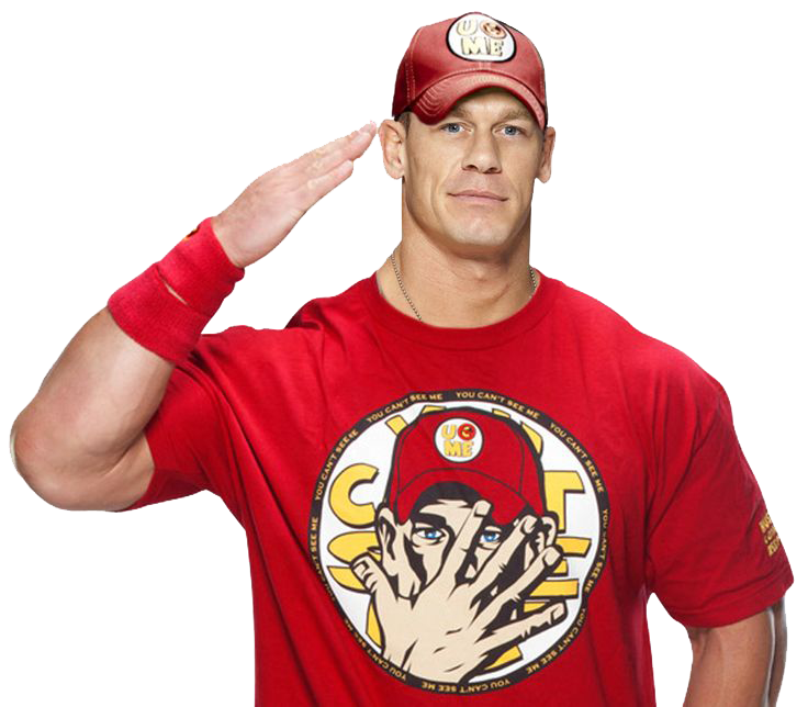 PNG File Name: John Cena Plus