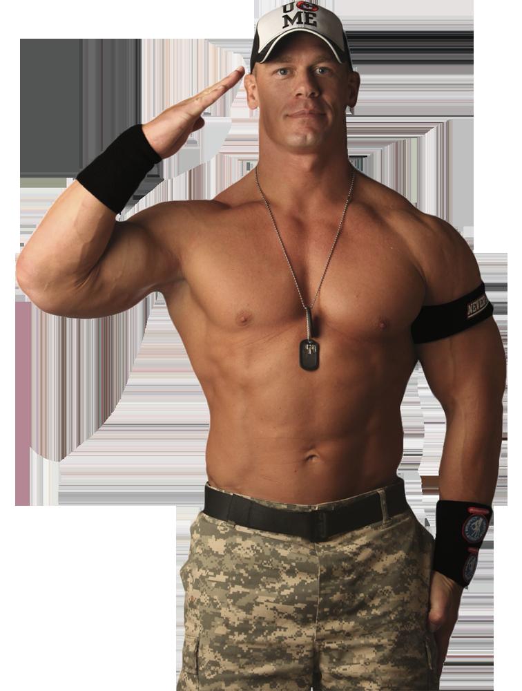 John Cena Salute Png PNG Imag
