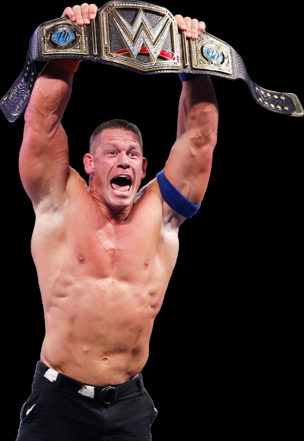 John Cena Wins The WWE Champi