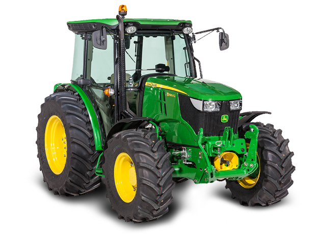 Compact performance has a new name: 5G Standard Series - John Deere PNG