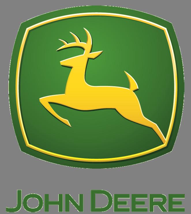 JD Logo TW1, All 2017 John Deere Product - John Deere PNG