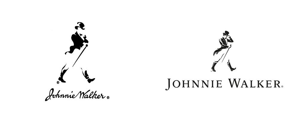 New Logo and Global Campaign for Johnnie Walker by Bloom and Anomaly - Johnnie Walker PNG