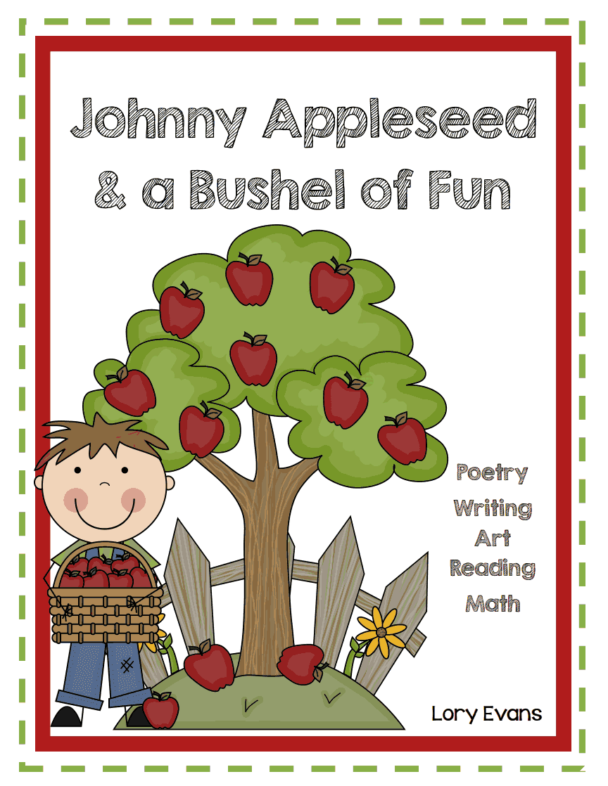I gathered my Johnny Appleseed files together and now Iu0027m looking forward to - Johnny Appleseed PNG
