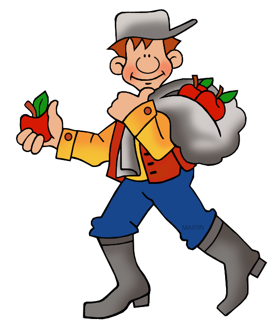 Johnny Appleseed - Johnny Appleseed PNG