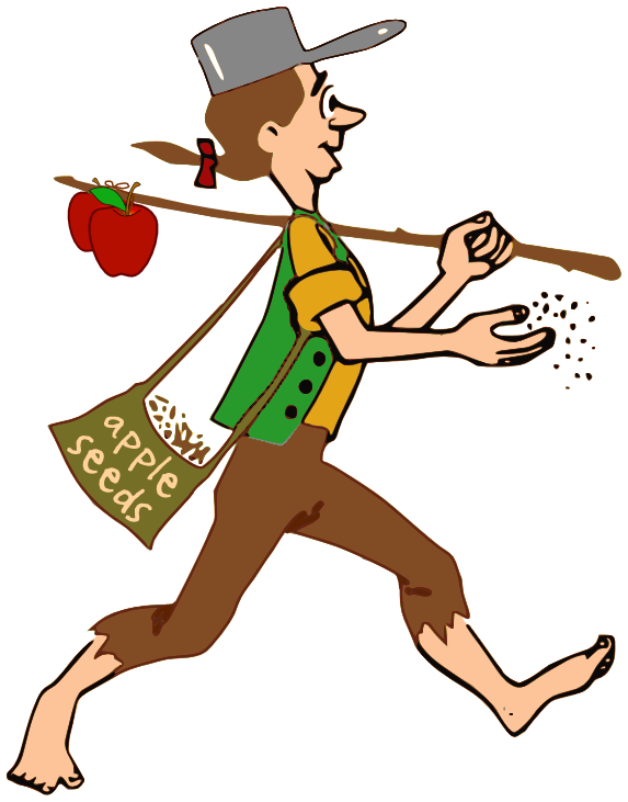 johnny appleseed png transparent johnny appleseed png images pluspng rh pluspng com johnny appleseed clip art apples johnny appleseed clipart black and white