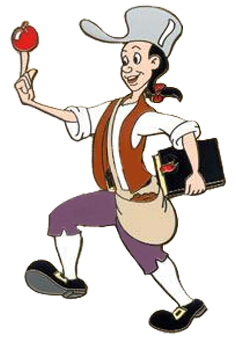 johnny appleseed clipart - Johnny Appleseed PNG