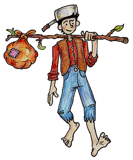 Johnny Appleseed Weekend - Hollabaugh Bros. Inc. Hollabaugh Bros. Inc. - Johnny Appleseed PNG