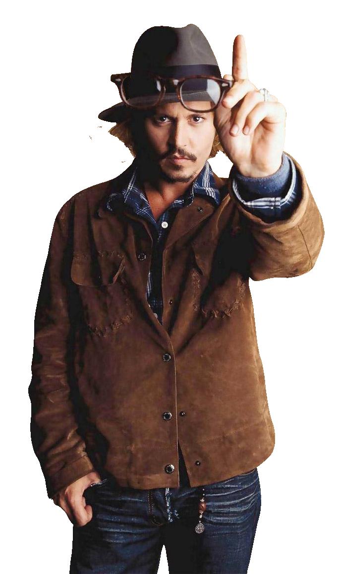 Johnny Depp PNG-PlusPNG.com-682 - Johnny Depp PNG