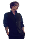 Johnny Depp png by XxREBELAxX - Johnny Depp PNG