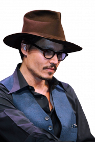 Johnny Depp PNG Free Download - Johnny Depp PNG